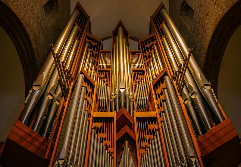 Die Riger-Orgel im Ratzeburger Dom