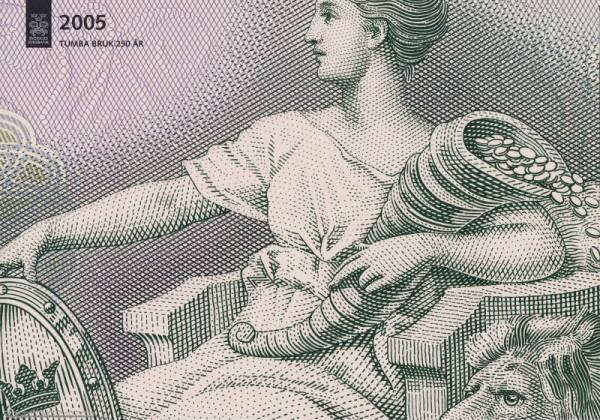 Sweden p68 100 Kronor 2005
