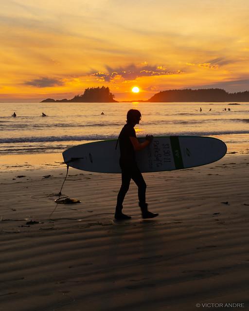 Tofino surfer