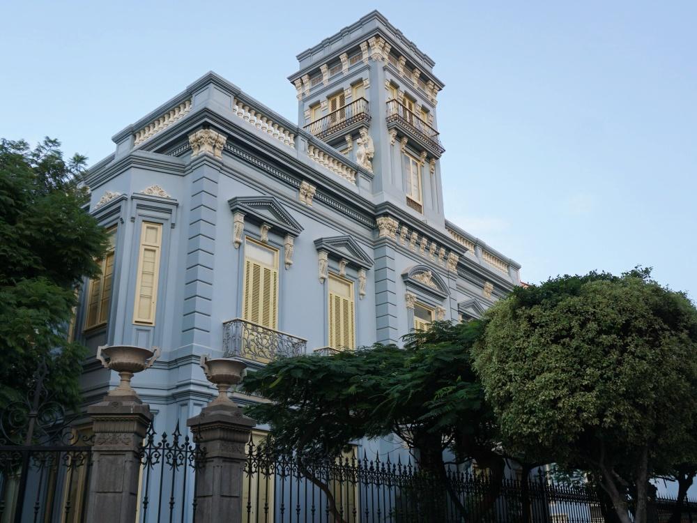 Gran Canaria building