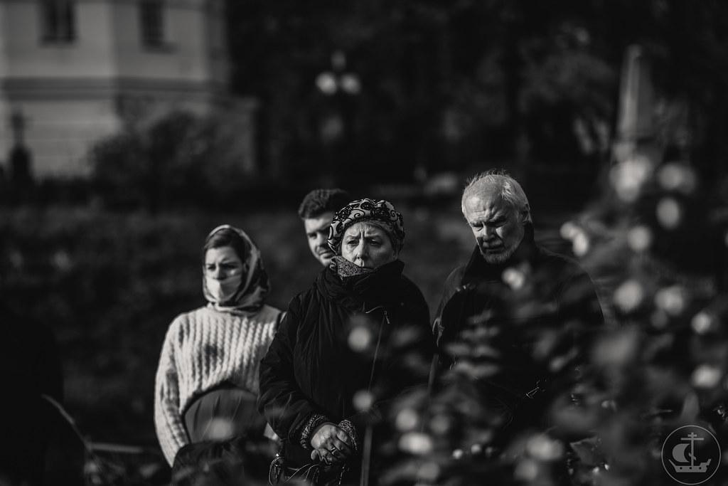 16-17 октября 2020, Прощание с Анной Гавриловной Тельпис/ 16-17 October 2020, Farewell to Anna Gavrilovna Telpis