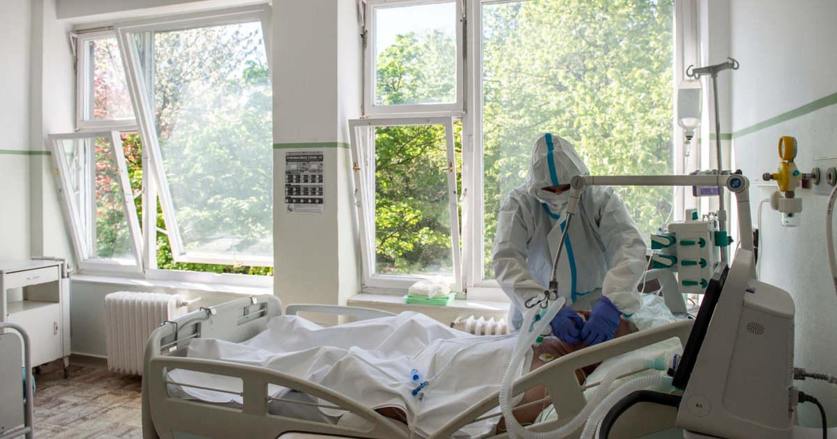 247 krónikus beteget küldtek haza Szegeden a tavaszi ágyfelszabadításkor