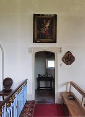 sacristy doorway
