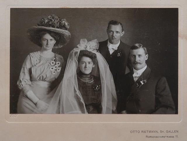 Hochzeit 1911 (Wedding)