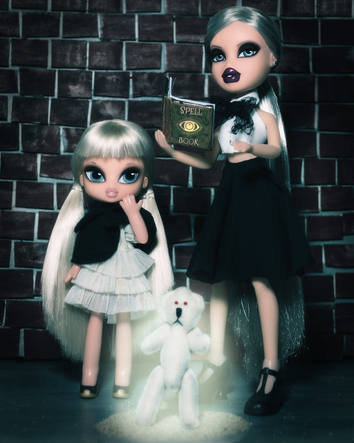 """Doll Academy DNTM 1st semester class 6 """"health class""""- Yessicka Uram"""