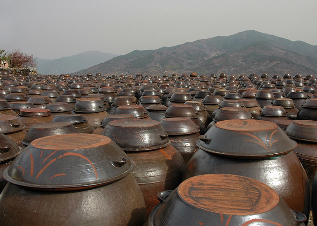 South Korea:  Onggi or Jangdok