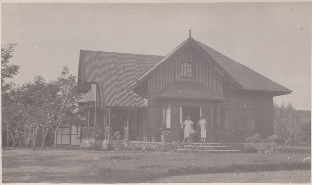 Berastagi 1922