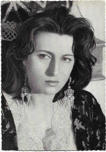 Anna Magnani in La carrozza d'oro (1952)