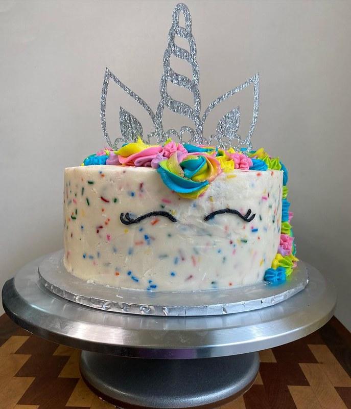 Unicorn Cake by The Chocolate Daisy