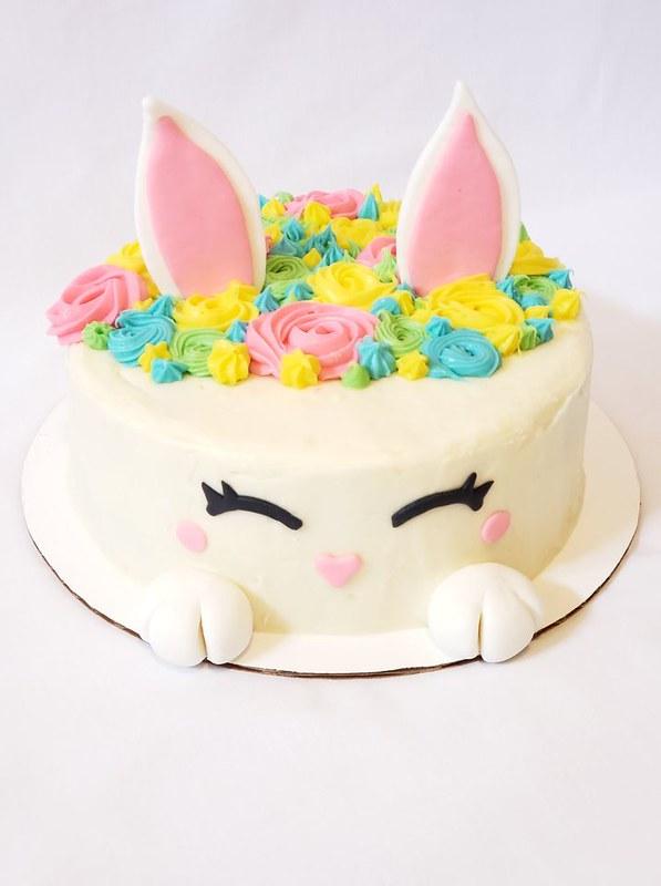 Unicorn Cake by What's Cake'n
