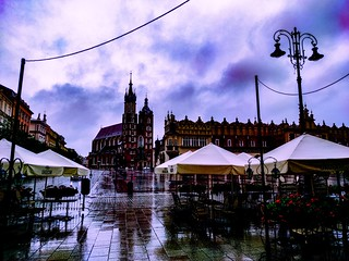 Cracow 17 Oct | by Marat Dakunin (Pleoroma) ad hoc