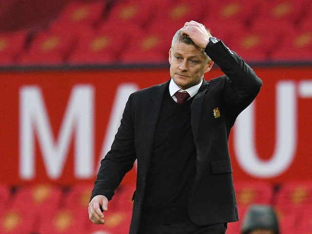 Ole Gunnar Solkjer before Match of the Day 17/10/20
