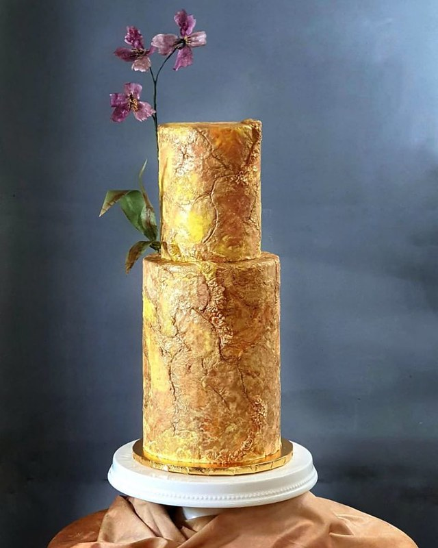 Cake from The Art Of Life by Rehana