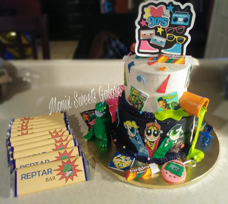Cake by Monix Sweets Galore & More
