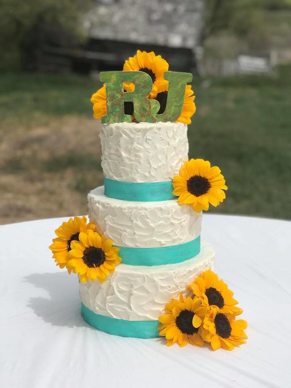 Cake by Bakers Booth Cakes