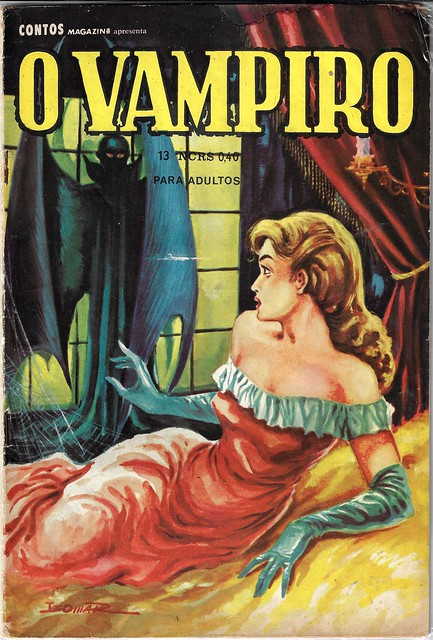 O Vampiro #13