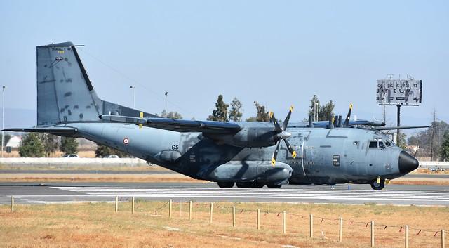 TRANSALL C-160G F221 / FRANCE AIR FORCE / AEROPUERTO DE SEVILLA