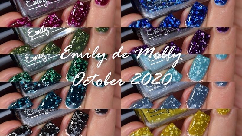 Emily De Molly October 2020 Release