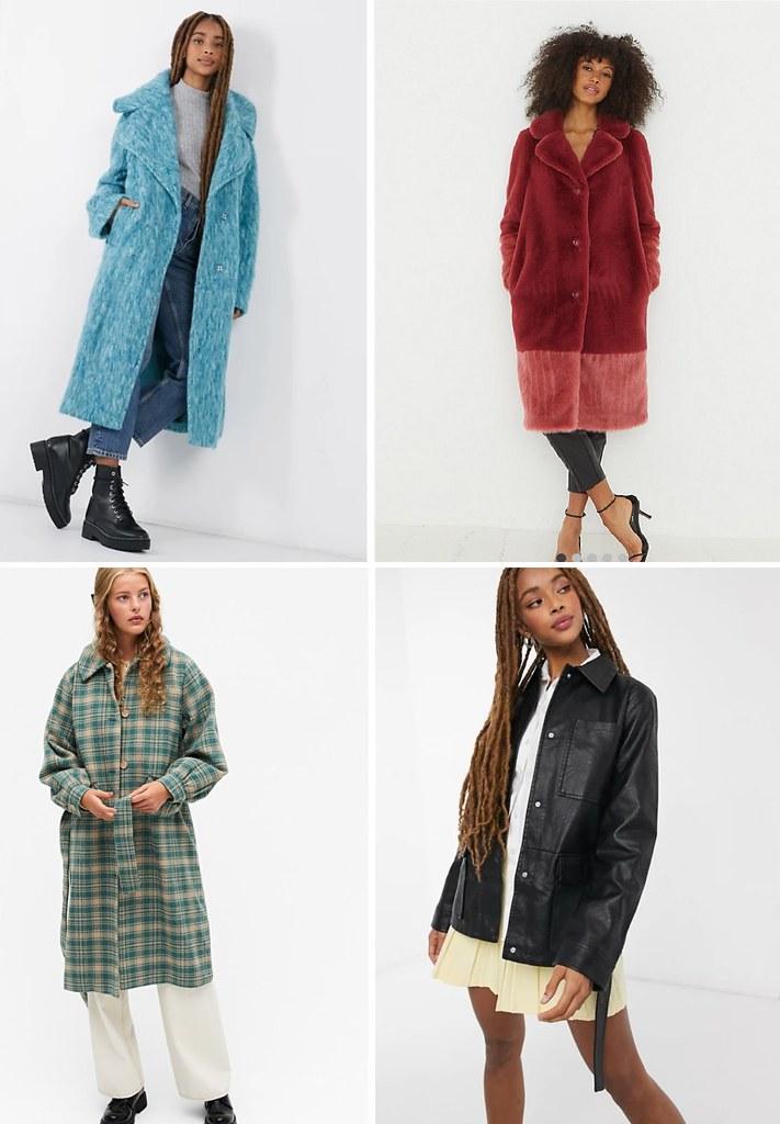 AW20 Coats grid