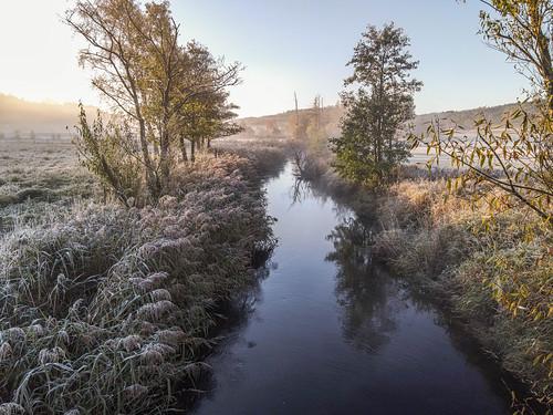 dji mavic air 2 sweden morning sunrise