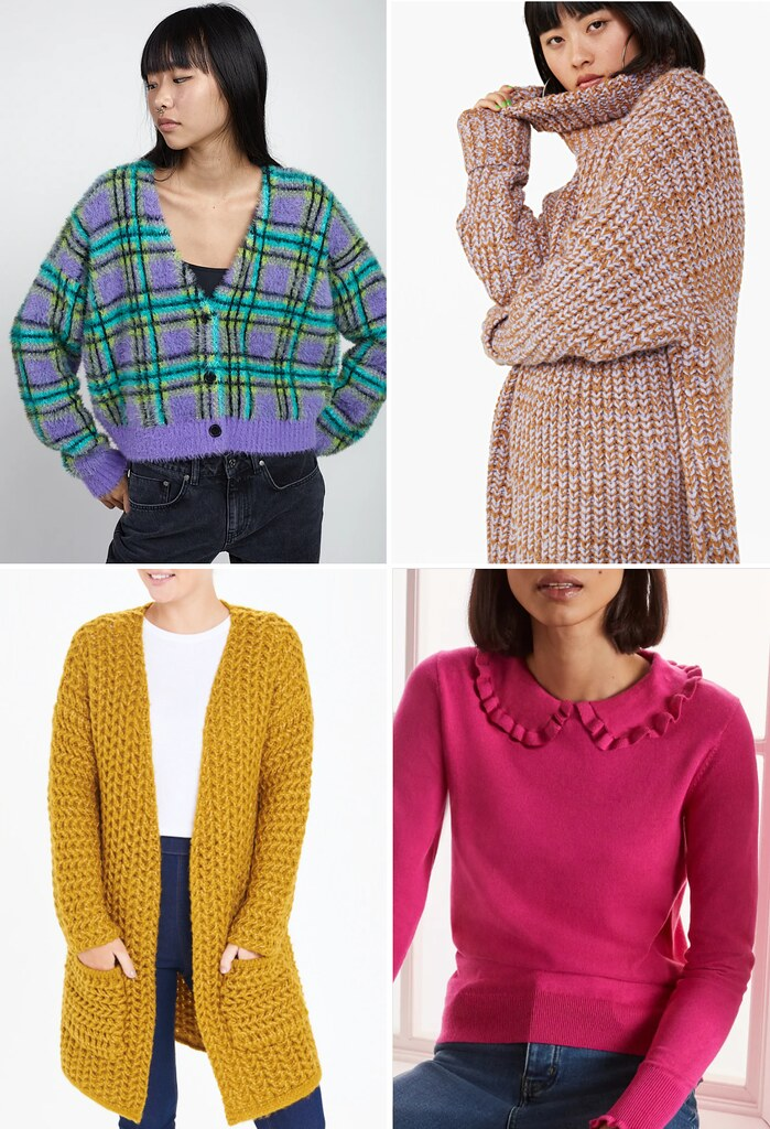 AW20 jumpers grid