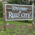 Welcome to Reed City Sign (Reed City, Michigan)