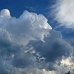 25. August 2020 - 17:56 - Cumulonimbus & Cirrus