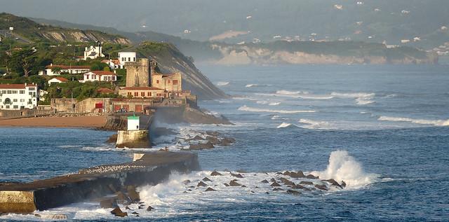 Cote basque - Fort de Socoa