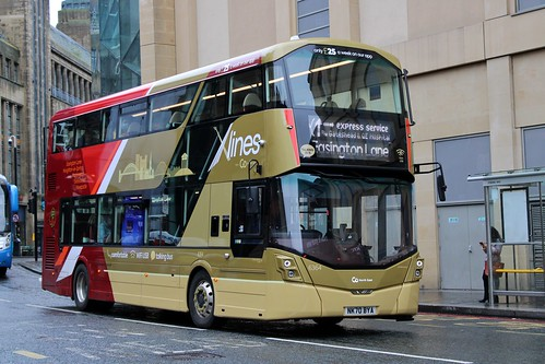 Go North East: 6364 / NK70 BYA | by Northern Transport Photos