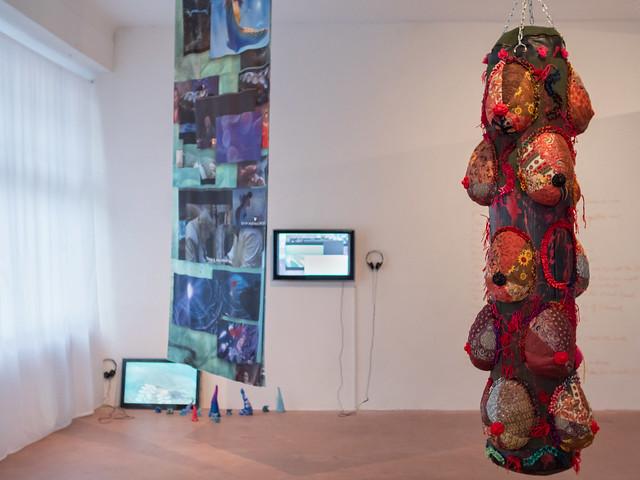 Futureless Exhibition at SomoS Arts Berlin