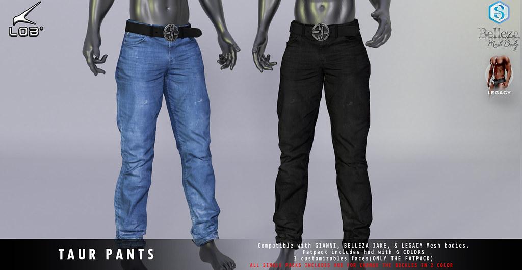 [LOB] TAUR PANTS
