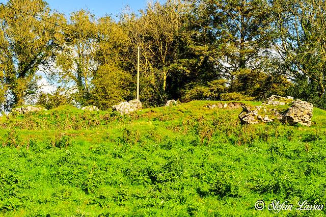 Clooncurreen Castle ruin Co. Galway