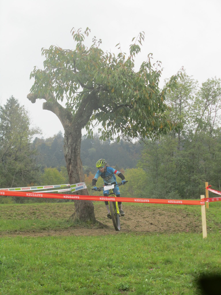 Bikerennen Schupfart 2020