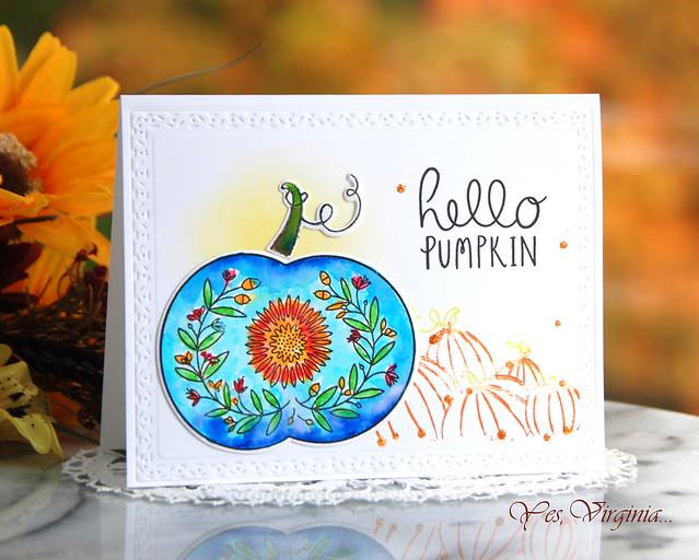 hello pumpkin -001