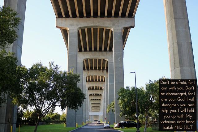 Dames Point Bridge, Dames Point Park, Jacksonville, Duval County, Florida