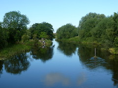 River Trent in Newark