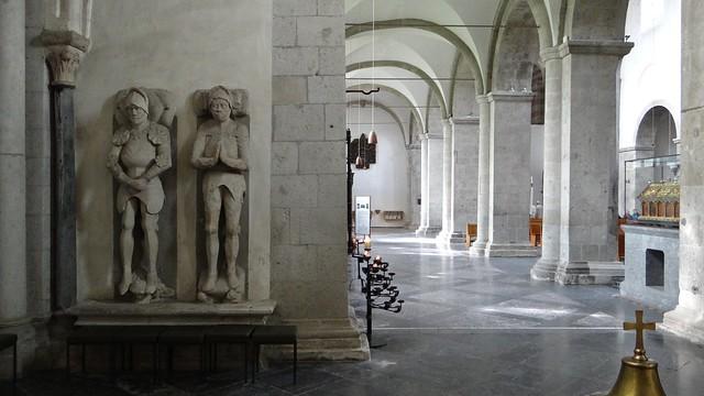 ca. 1499 - 'Graf Vincenz von Moers (+1499)', Kirche St. Pantaleon, Cologne, Germany