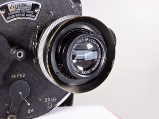 Rare Taylor-Hobson Cooke Cinema Lens 47mm f/2.5 | by http://www.yashicasailorboy.com