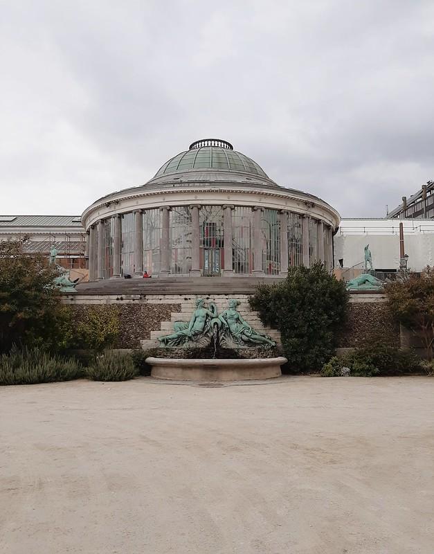 Centro cultural Le Botanique