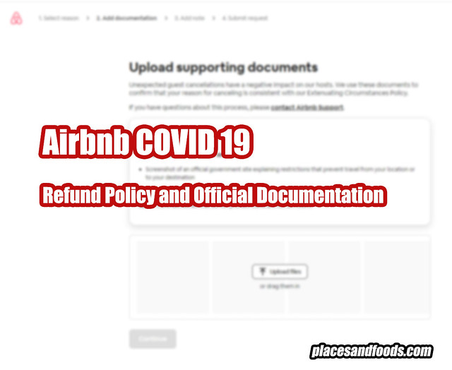 airbnb covid