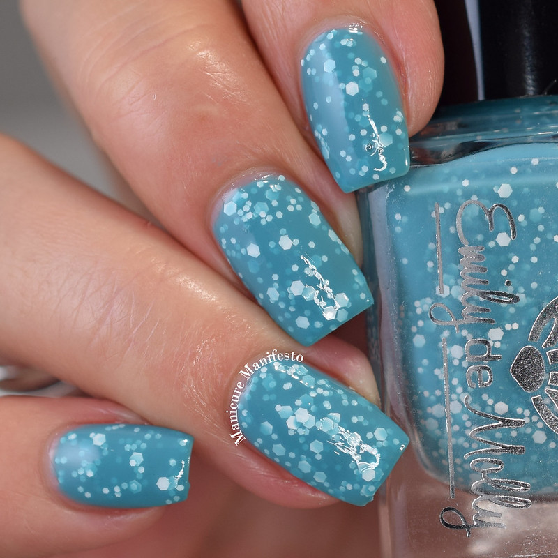 Emily De Molly Holy Water swatch