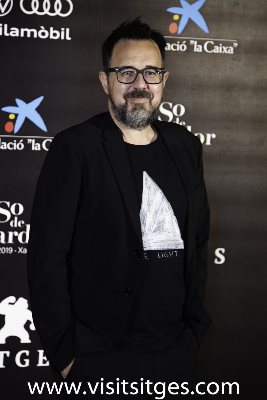 RED CARPET PREMI A PACO PLAZA I KANDISHA SITGES FILM FESTIVAL 2020