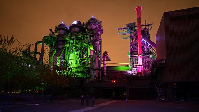 Industry illuminated (explored)