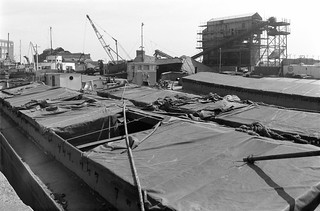 Old Harbour, River Hull, Hull, 1988 88-6f-56-positive_2400