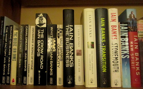 Books by Iain Banks