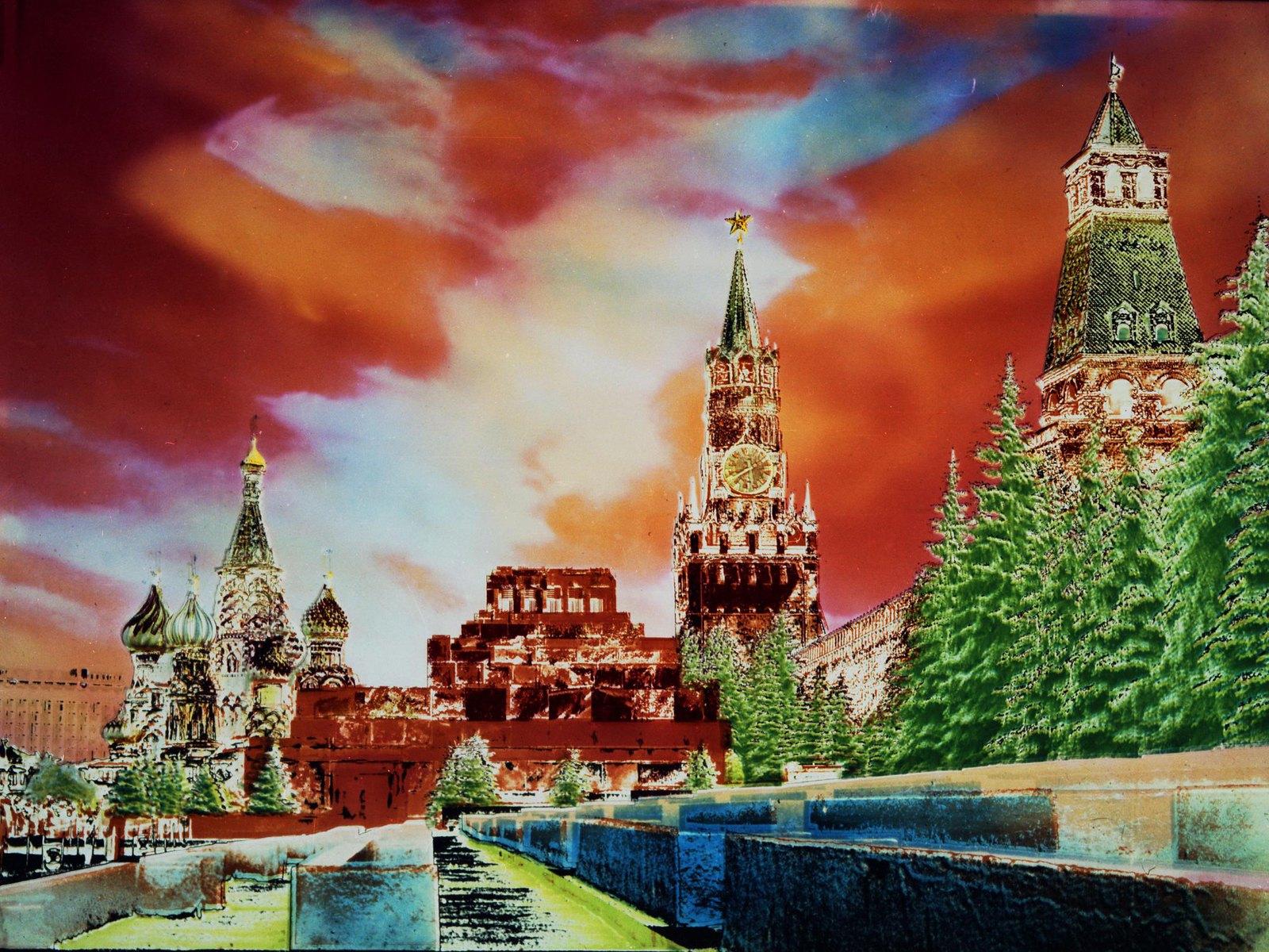 1975-1977. Красная площадь