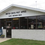 Post Office 49623 (Chase, Michigan)
