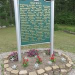 Idlewild Marker (Idlewild, Michigan)