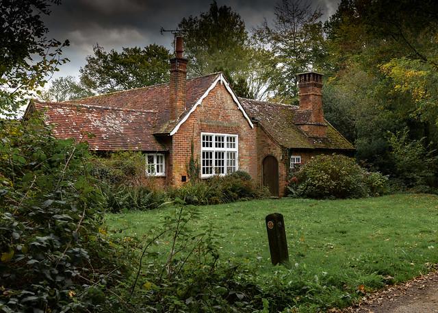 Cottage, Ebernoe Common, West Sussex, UK