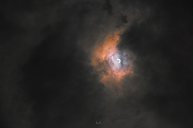 Partial Solar Eclipse 2020